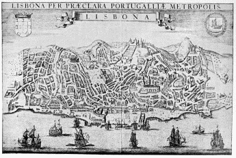 The project gutenberg ebook of stories of the nations portugal lisbon in the sixteenth century from braun and hohenbergs civitates orbis terrarum 1574 fandeluxe Choice Image