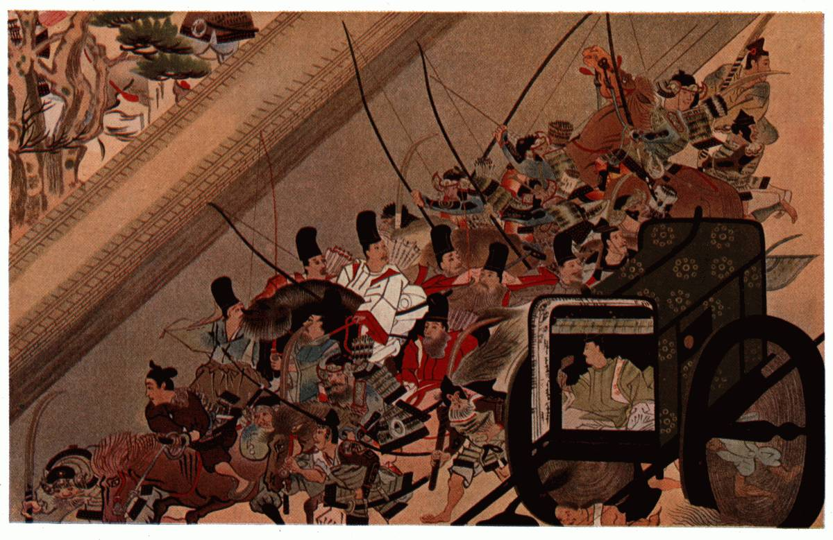 The project gutenberg ebook of the history of nations japan by k the abduction of goshirakawa emperor of japan by fujiwara no nobuyori in the year 1159 a d fandeluxe Image collections