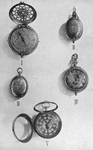 The Project Gutenberg Ebook Of Chats On Old Clocks By Arthur Hayden