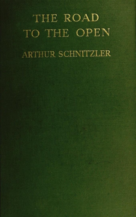 The Project Gutenberg Ebook Of The Road To The Open By Arthur