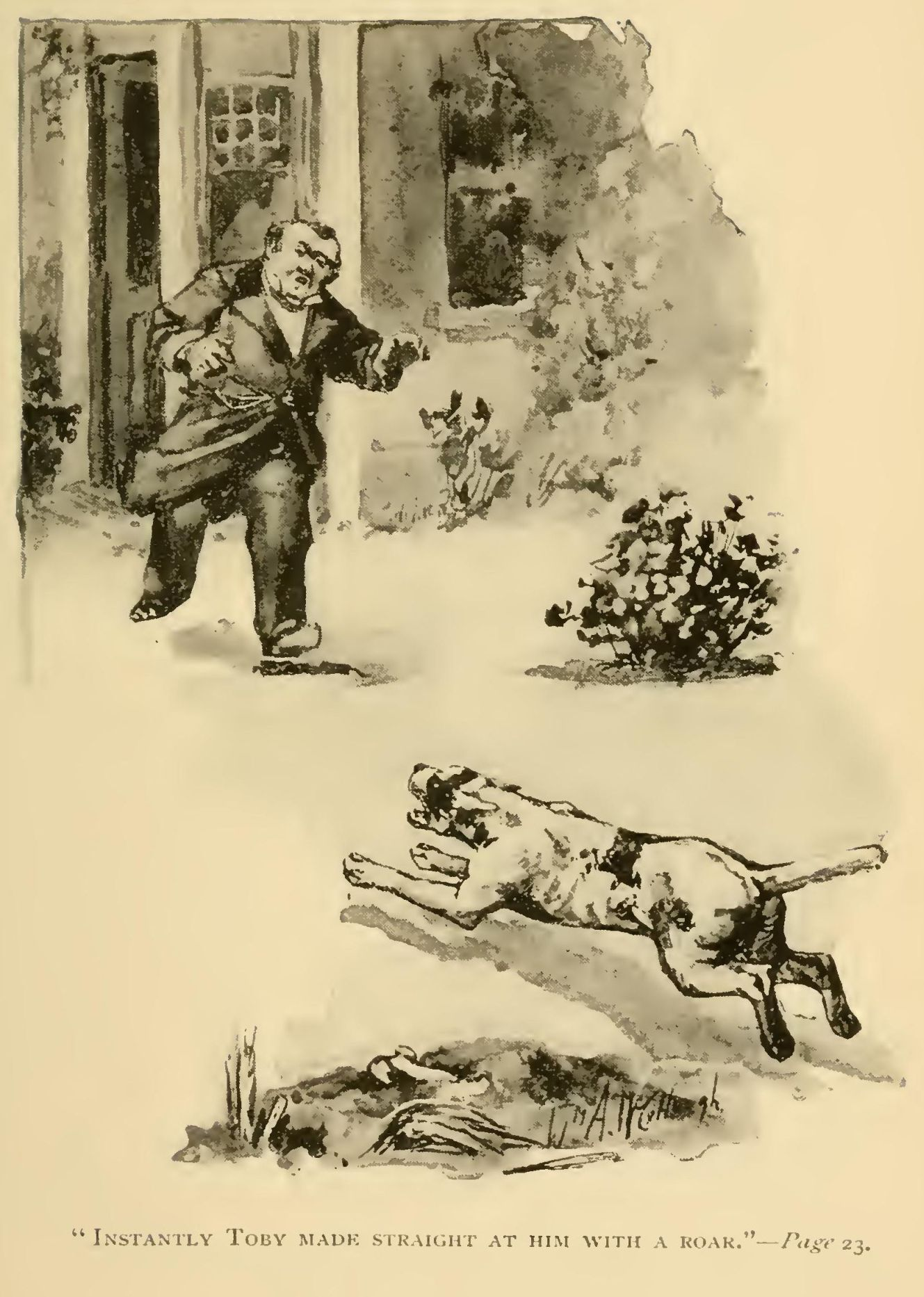 Rab and his friends and other papers by john brown md frse from this moment toby was an altered dog pluck at first sight was lord of all from that time dated his first tremendous deliverance of tail against the fandeluxe Choice Image