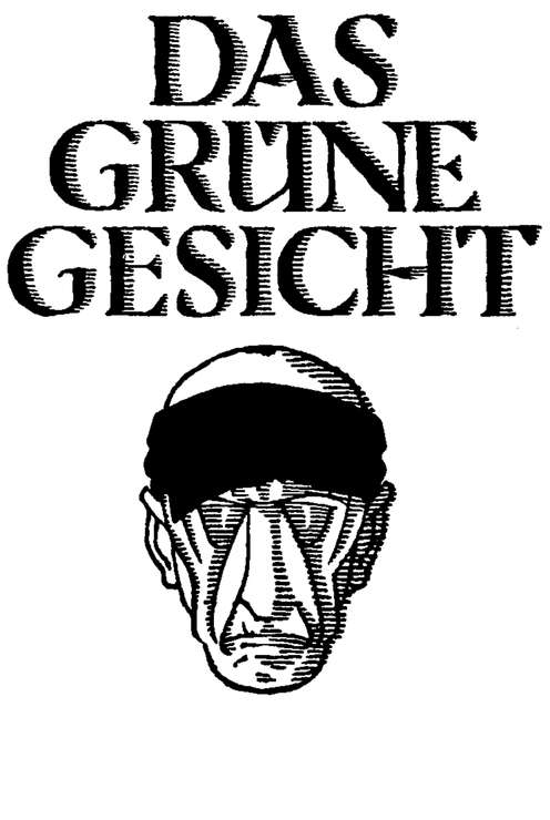 The Project Gutenberg eBook of Das grüne Gesicht, by Gustav Meyrink