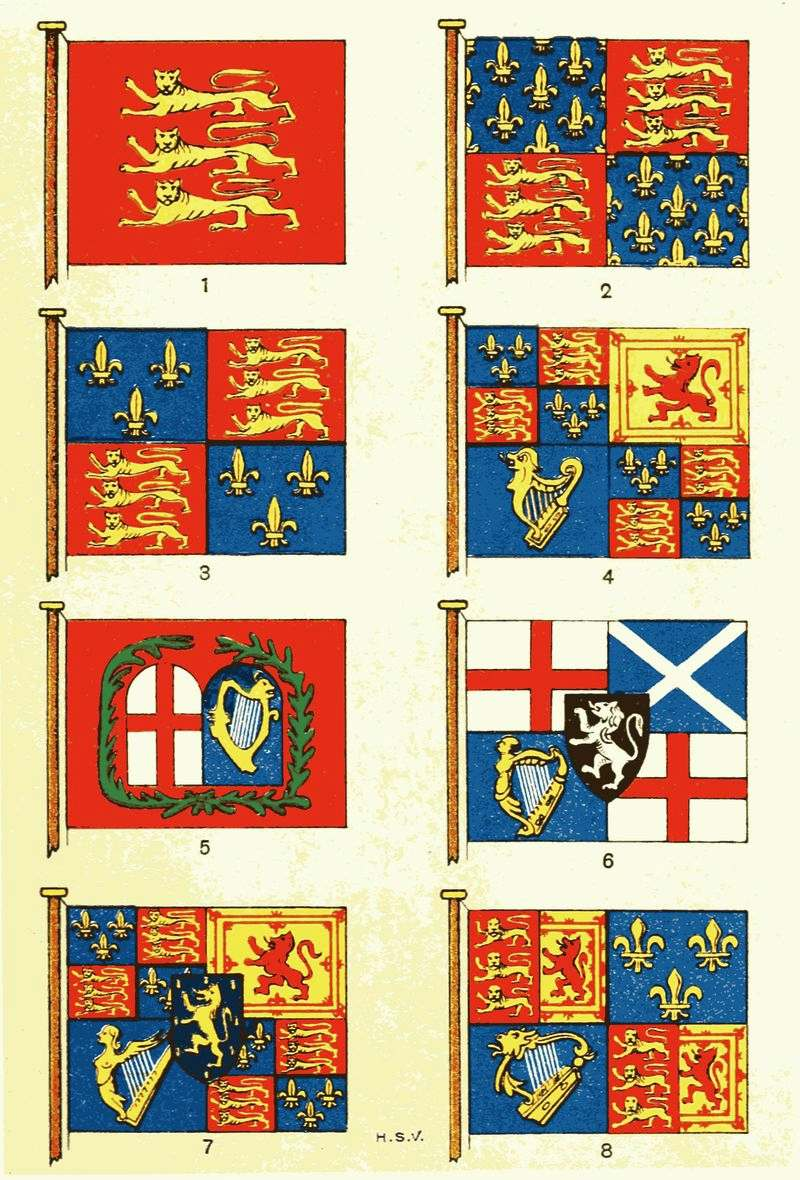 The project gutenberg ebook of british flags their early history chapter iv fandeluxe Gallery