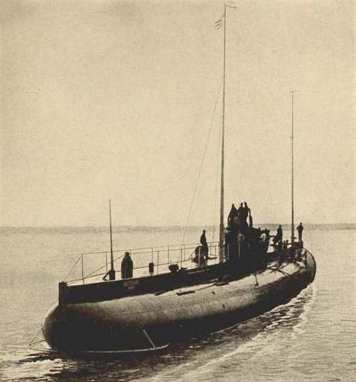 The Project Gutenberg Ebook Of The Submarine In War And Peace By