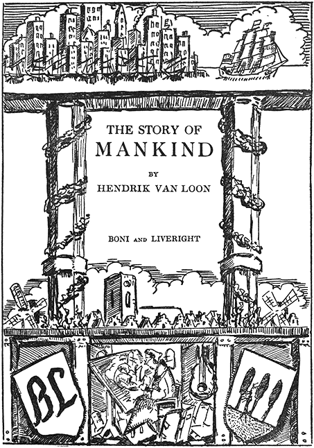 The project gutenberg ebook of the story of mankind by hendrik van the scene of our history is laid upon a little planet lost in the vastness of the universe fandeluxe Image collections