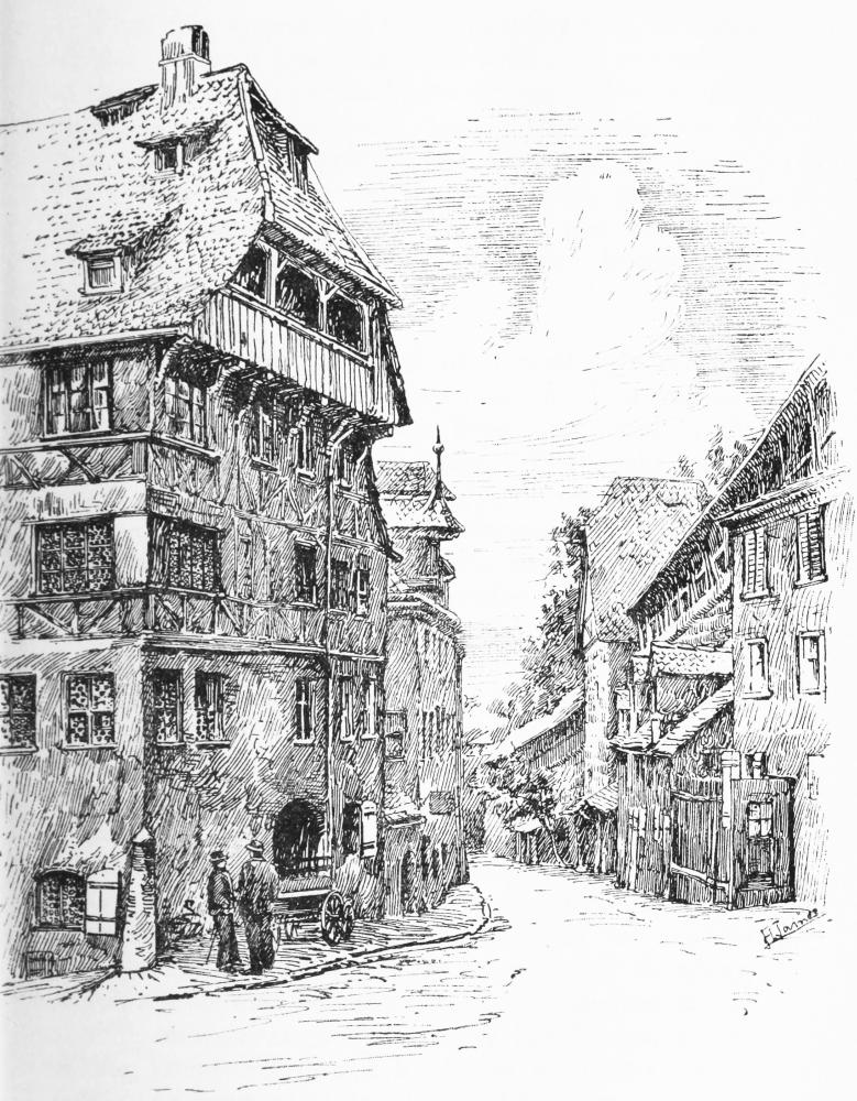 The Project Gutenberg Ebook Of The Story Of Nuremberg By