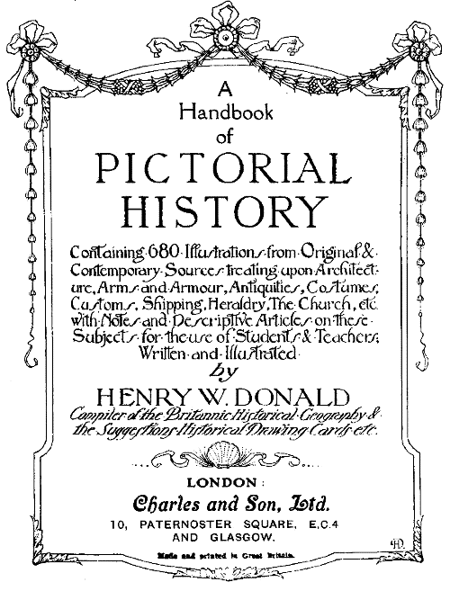 The project gutenberg ebook of a handbook of pictorial history by a handbook of pictorial history fandeluxe Gallery