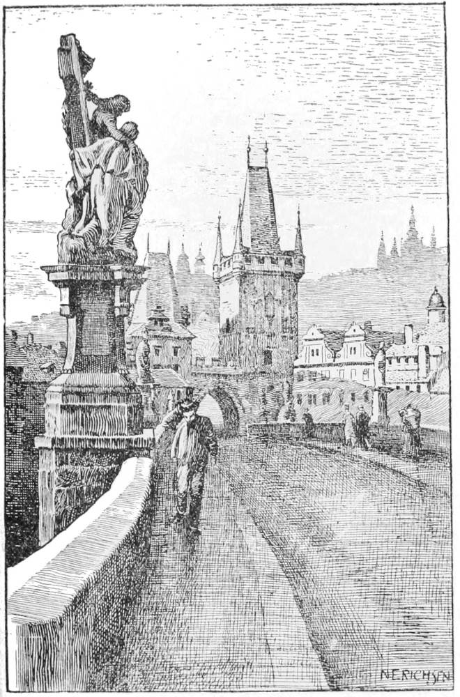 The Project Gutenberg Ebook Of The Story Of Prague By Count Ltzow