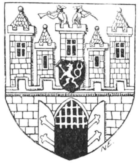 melnik schloss kirche turm