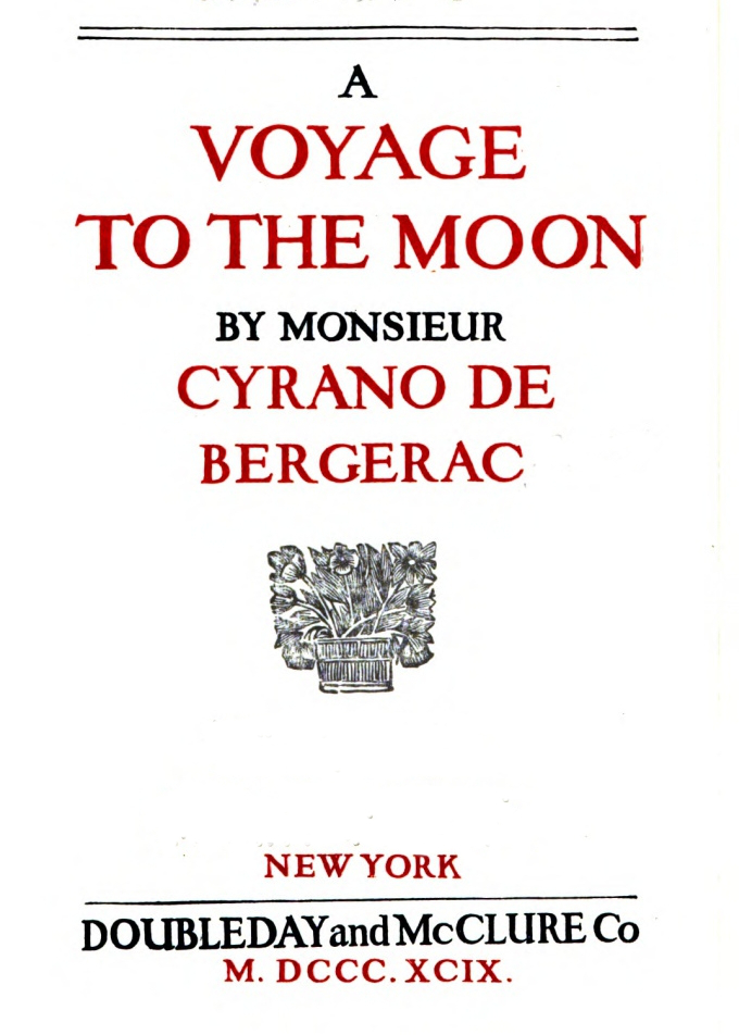 The project gutenberg ebook of a voyage to the moon by cyrano de a voyage to the moon fandeluxe Images