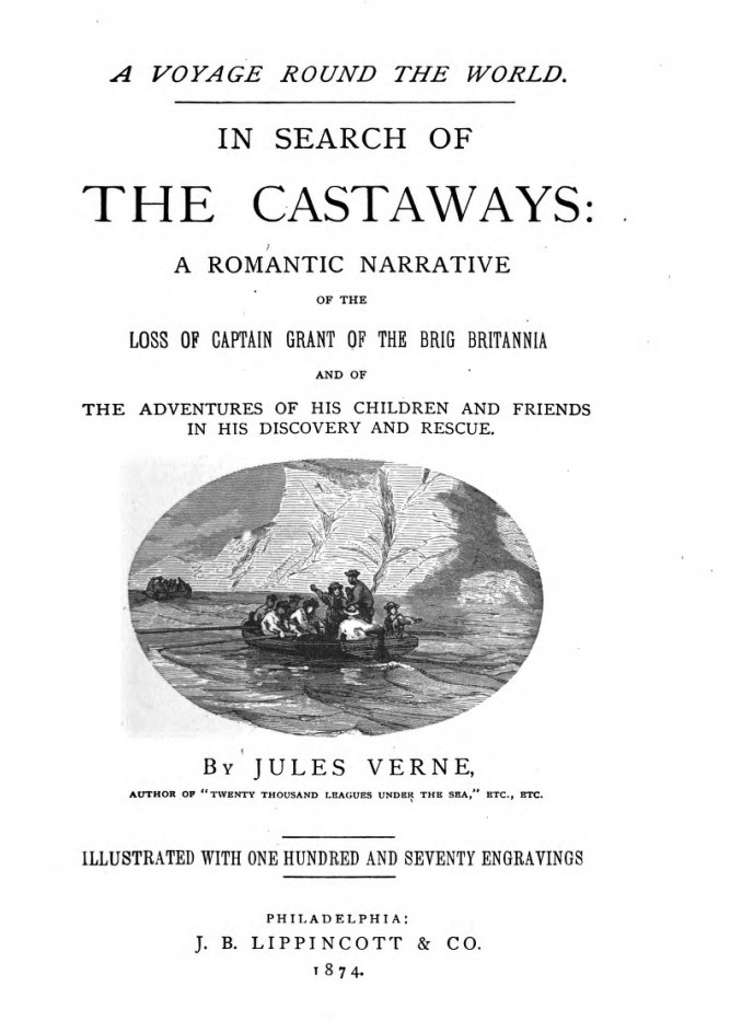 The project gutenberg ebook of in search of the castaways by jules e text prepared by ema majhut and marc dhooghe httpfreeliterature from page images generously made available by hathitrust digital library fandeluxe Image collections