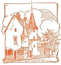 castle château solitaire