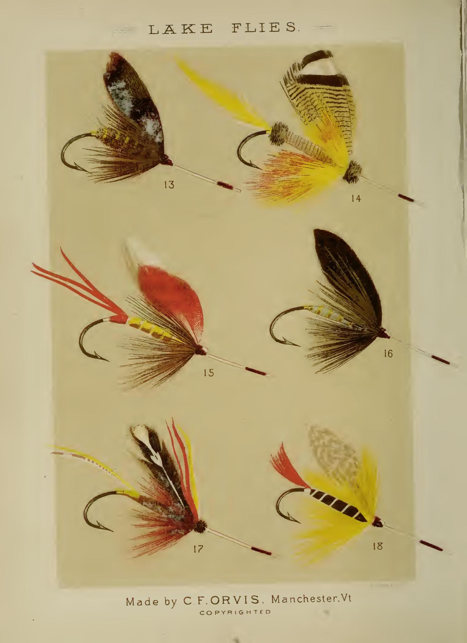 Fishing With the Fly, by Charles F. Orvis and Others