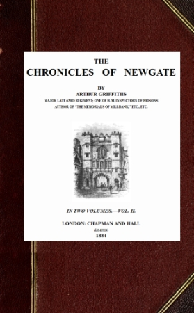 The project gutenberg ebook of the chronicles of newgate vol 22 cover fandeluxe Gallery