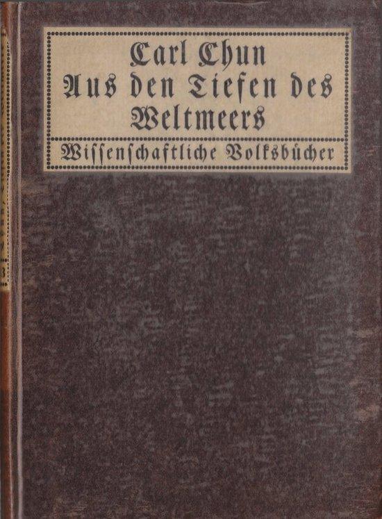 The Project Gutenberg Ebook Of Aus Den Tiefen Des Weltmeeres