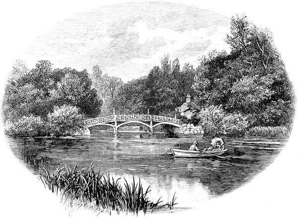 Clifton Hampden River Thames boating swan greeting card birthday fishing bridge