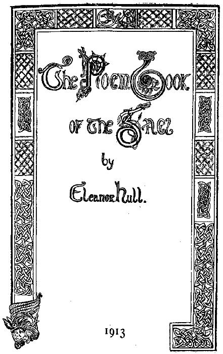The project gutenberg ebook of the poem book of the gael by frontispiece sciox Choice Image