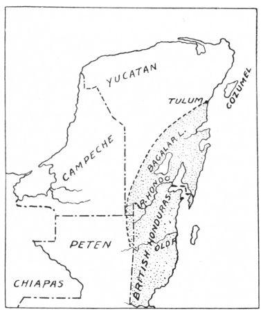 The Project Gutenberg eBook of The Maya Indians of Southern ... on