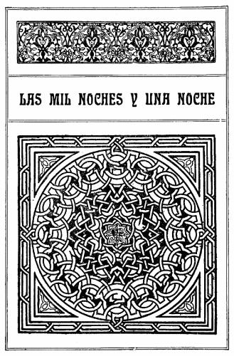 The Project Gutenberg Ebook Of Las Mil Noches Y Una Noche T 1