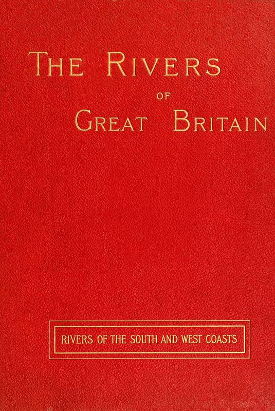 The project gutenberg ebook of the rivers of great britain rivers cover page fandeluxe Images