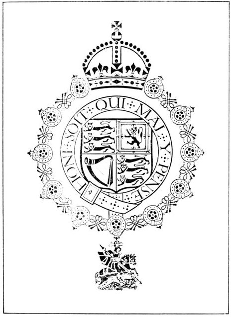 The Project Gutenberg Ebook Of English Heraldic Book Stamps By