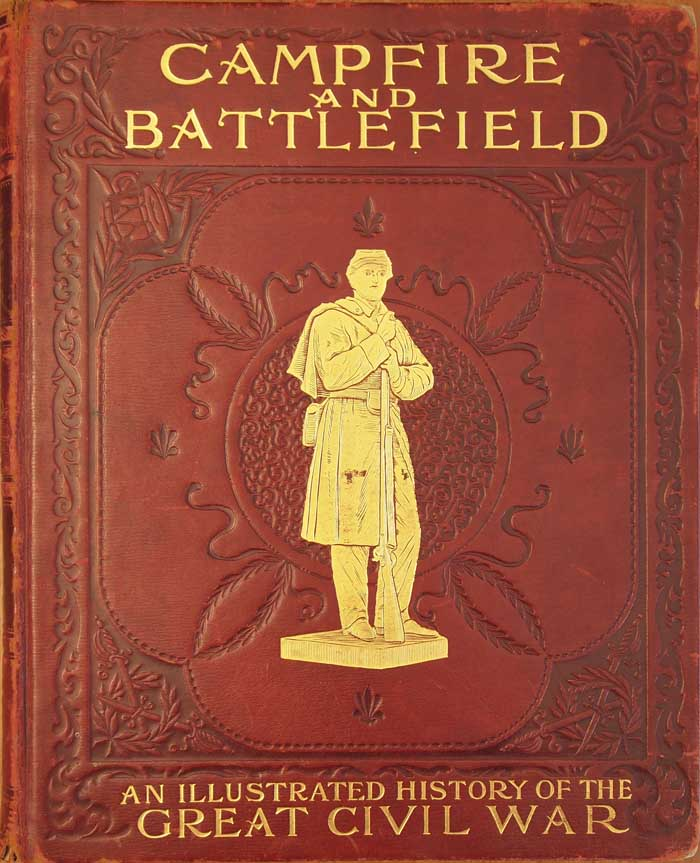 The project gutenberg ebook of campfire and battlefield by rossiter campfire and battlefield fandeluxe Choice Image