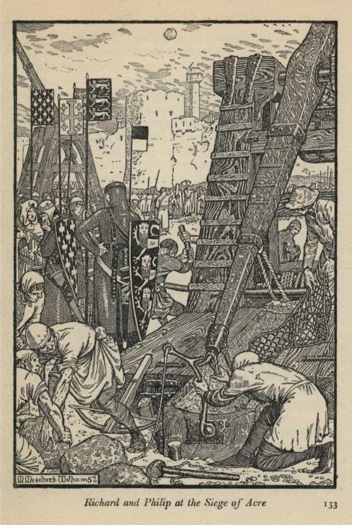 The Project Gutenberg E Text Of The Story Of The Crusades By E M