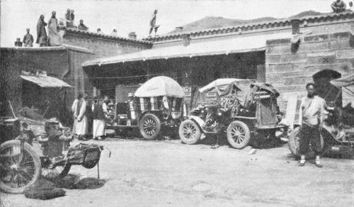 The Project Gutenberg eBook of Peking-Paris im Automobil, by Luigi ...