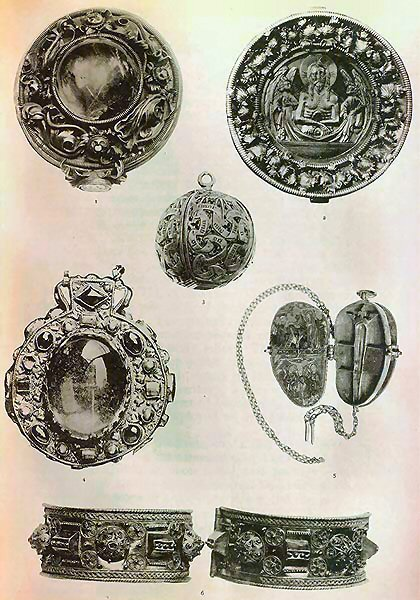 The project gutenberg ebook of jewellery by h clifford smith ma medival pendants reliquaries etc mozeypictures Gallery