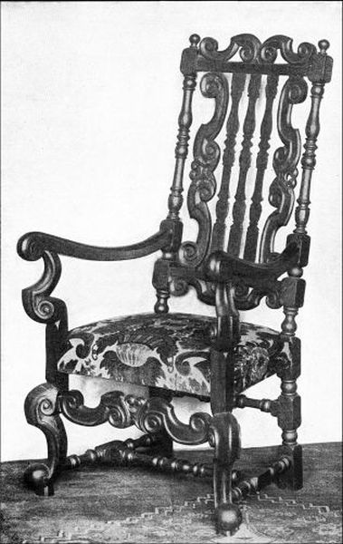Peachy The Project Gutenberg Ebook Of The Old Furniture Book By N Pdpeps Interior Chair Design Pdpepsorg