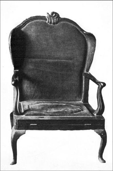 Astounding The Project Gutenberg Ebook Of The Old Furniture Book By N Pdpeps Interior Chair Design Pdpepsorg