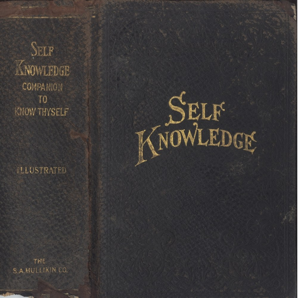The Project Gutenberg Ebook Of Self Knowledge And Guide To Sex