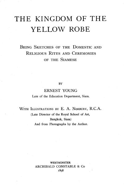 The Project Gutenberg Ebook Of The Kingdom Of The Yellow Robe By