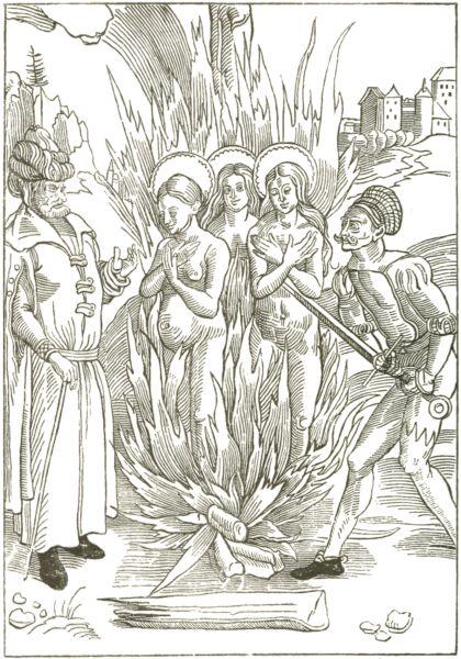 Théatre De Hrotsvitha Par Charles Magnin Un Livre Du