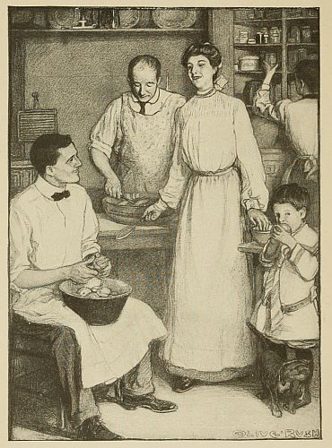 141466598 The Project Gutenberg eBook of Little Visits with Great Americans ...