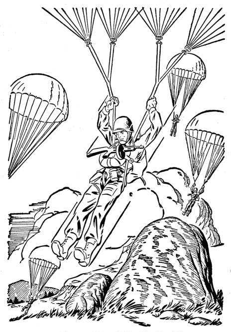 The Project Gutenberg Ebook Of Dick Donnelly Of The Paratroops By