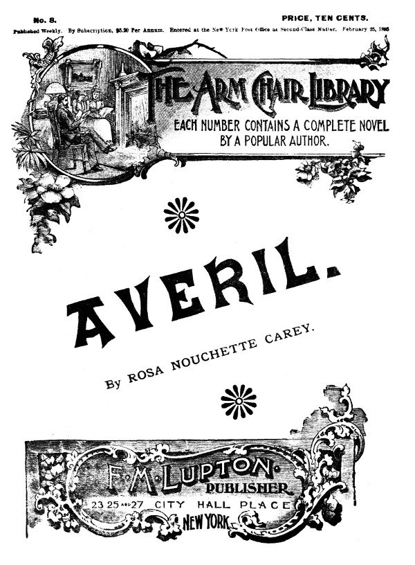 The project gutenberg ebook of averil by rosa nouchette carey cover for averil fandeluxe Image collections