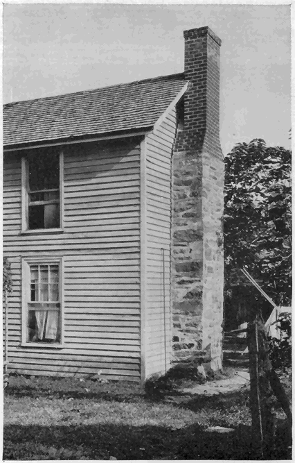 heavy masonry chimneys of this type are still being built in rural areas the thick walls with unlined flues are in good condition after 75 years of