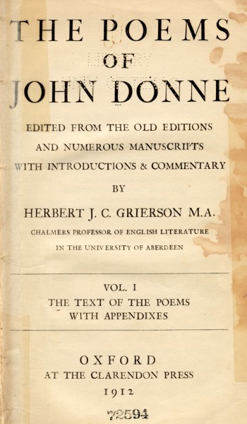 The project gutenberg ebook of the poems of john donne edited from the poems of john donne fandeluxe Image collections