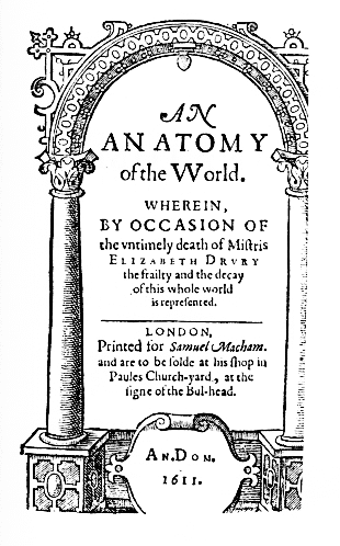 an anatomy of the world