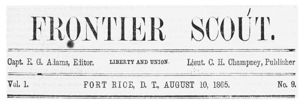 The project gutenberg ebook of pioneer imprints from fifty states frontier scout capt e g adams editor liberty and union lieut fandeluxe Choice Image