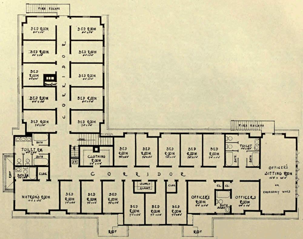 Fresh Prison Floor Plan 7 Estimate House Plans Gallery Ideas