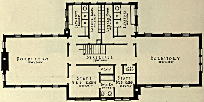 The Project Gutenberg Ebook Of Plans And Illustrations Of Prisons And Reformatories By Hastings H Hart Ll D