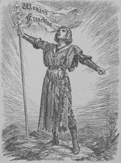 The Project Gutenberg Ebook Of The Womens Victoryand After By