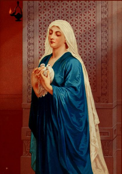 The project gutenberg ebook of woman in sacred history a series mary fandeluxe Images