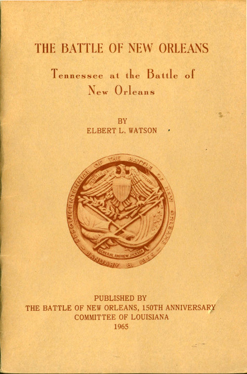 Tennessee at the battle of new orleans by elbert l watson a encoding utf 8 start of this project gutenberg ebook tennessee at battle of new orleans produced by stephen hutcheson carolyn jablonski fandeluxe Choice Image