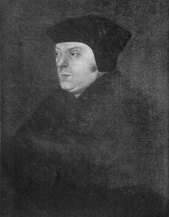 The project gutenberg ebook of life and letters of thomas cromwell frontispiece thomas cromwell fandeluxe Images