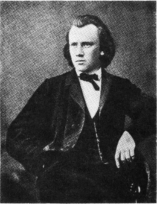 Brahms and some of his works by pitts sanborn brahms at the age of 34 fandeluxe Choice Image