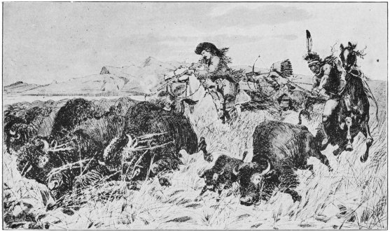 The project gutenberg ebook of buffalo bill from prairie to palace buffalo bill as buffalo hunter fandeluxe Image collections