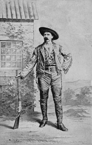 The project gutenberg ebook of buffalo bill from prairie to palace buffalo bill as a scout fandeluxe Image collections